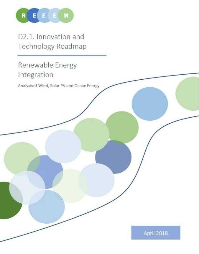 Renewable energy roadmap report